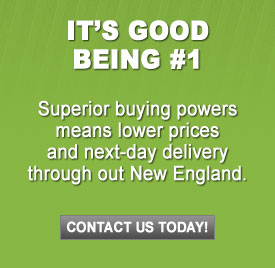 next-day delivery, side ad, Brockton MA, baling wire