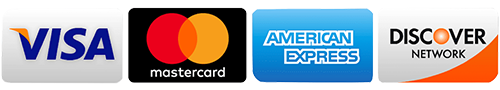 Credit Card Logos, MasterCard, Visa, American Express, baling wire Brockton MA